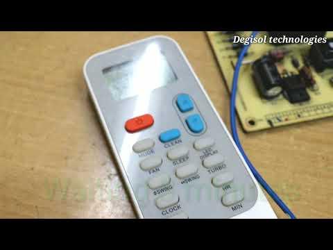 Electrolux split AC error E1,E2,E5 in hindi