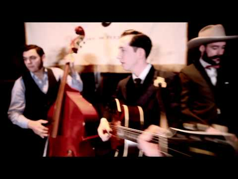"""Pokey LaFarge - """"Central Time"""" - Official Video"""