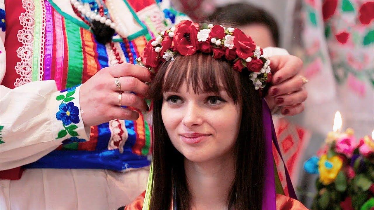 Белорусская свадьба    Любовь без границ