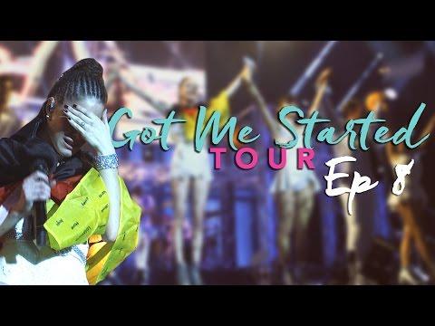 EP8: Me emocioné en el último show del GMS Tour 😭 #TiniYoutube | TINI