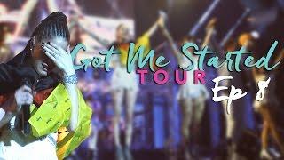 Gambar cover EP8: Me emocioné en el último show del GMS Tour 😭 #TiniYoutube   TINI