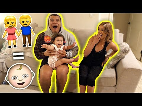 WE'RE HAVING A BABY PRANK ft. The ACE Family
