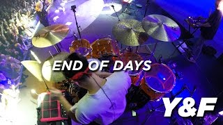 End Of Days | DRUMS | Hillsong Y&F Live