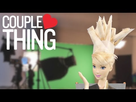 Behind the Scenes: The Making of a Video Game Parody   CoupleThing