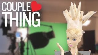 Behind the Scenes: The Making of a Video Game Parody | CoupleThing