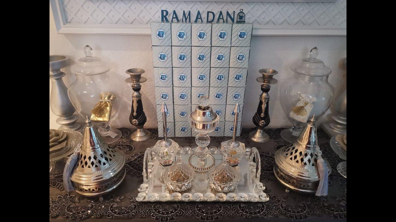 إمساكية شهر رمضان للأطفال - calendrier du ramadan pour les enfants