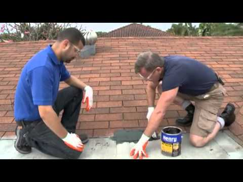 Diy Roof Repair Youtube