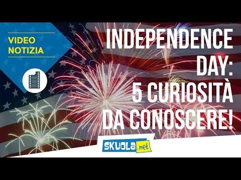 Independence day: 5 curiosità incredibili!