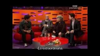 The Graham Norton Show (Bruno Mars, Jimmy Carr, Miriam Margolyes and Stanley Tucci)subtitulado-Part5