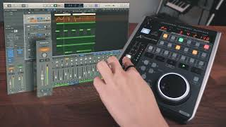 X-Touch One Logic Pro - Part 2: Features