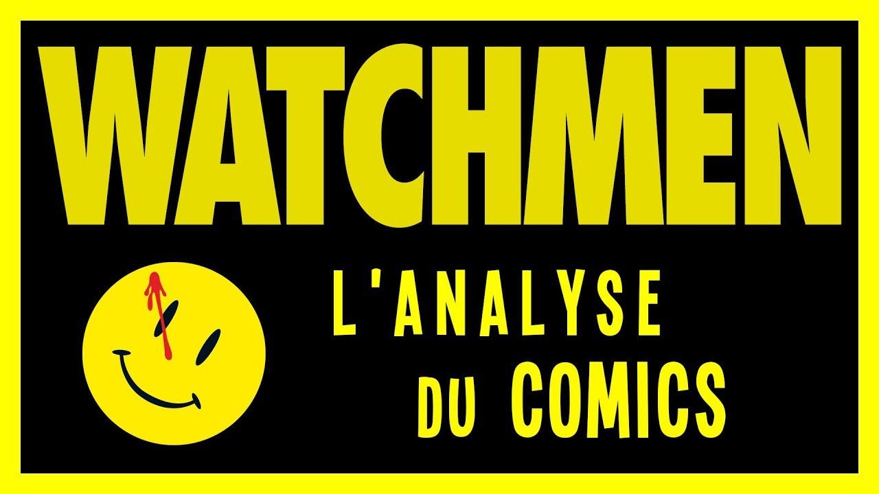 Download WATCHMEN : L'ANALYSE DU COMICS