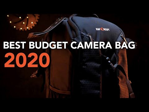 Best BUDGET Camera Backpack For The Money?