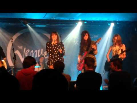 Athena's Army - Split Second Romance LIVE @ Oran Mor 07/12/13