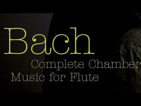 J.S. Bach: Complete Flute Sonatas