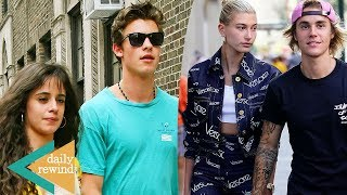 Justin & Hailey Bieber EXCITED About Upcoming Wedding! Shawn Mendes & Camila RAMP UP PDA | DR
