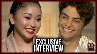 Lana Condor & Noah Centineo Talk Love, Diversity & Sequels - To All the Boys I've Loved Before