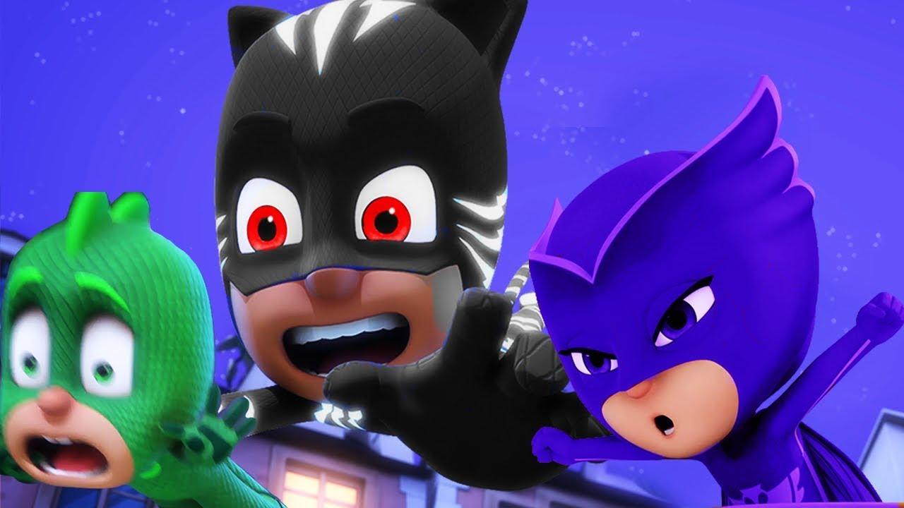 Download Superheroes in Action! | PJ Masks Official