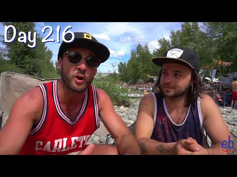 HOW TO MUSIC FESTIVAL WITH JEFF AND BROCK (DAY 216)