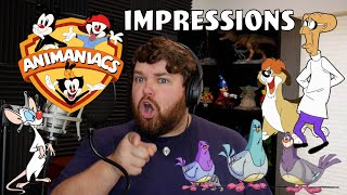 Animaniacs Impressions