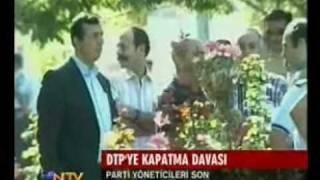 DTP Genel Baskani Ahmet Türk Kapatma Davasi üzerine neler dedi ???