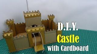 DIY: Castle with Cardboard