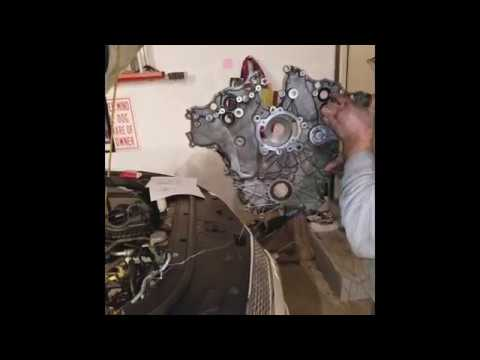 GM 3 6 High Feature V6 In-Vehicle Timing Chain Replacement, No Engine  Removal, Stretched Chains