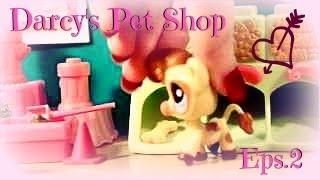LPS: Darcy's Pet Shop (Eps.2)