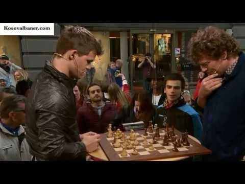 Magnus Carlsen Wins for 19 sec