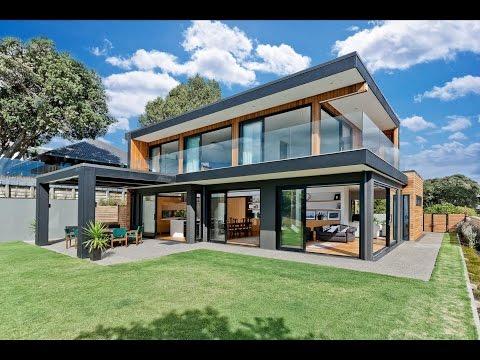 Dise o de escaleras formas y estilos para construir e for Casa moderna minimalista interior 6m x 12 50m