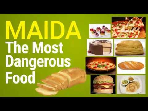 MAIDA - The Dangerous Food - A Health Hazard
