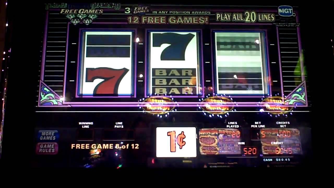Double Diamond Slots Free