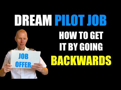 PILOT JOBS: How to get your dream pilot job