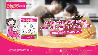 Quảng cáo BigBB Plus - Giảm ho sổ mũi HOT nhất - (XOÀI | TRANG LOU | TÙNG SƠN) thumbnail