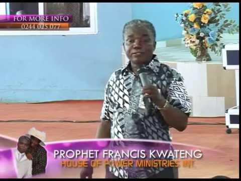 9 PlANET B, by Prophet Francis Kwateng