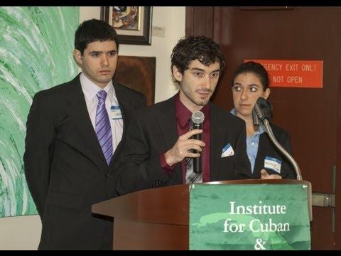 "First Presentation -  ""Cuba Infrastructure Challenge 2013"""