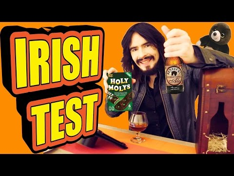 How Truly Irish Are You? - 'LeatherJacketGuy'