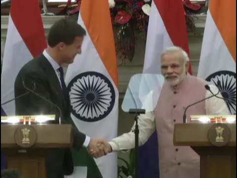Netherlands will remain a key partner in India's economic growth, Dutch PM to Modi   NewspointTV