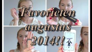 Favorieten augustus 2014!! Thumbnail