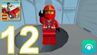 LEGO Juniors Create & Cruise - Gameplay Walkthrough Part 12 - All Parts Unlocked (iOS, Android)