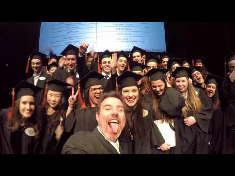 Remise des Diplômes Bachelor 2016 de Toulouse Business School