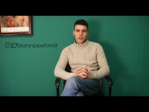 Aron Piper speaks German / Elite Netflix Deutsch