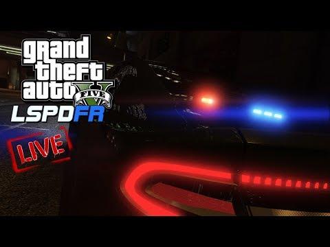 "GTA5 (SP) LSPDFR Day-172 (Police Mod) (City Patrol) (D.C. Police) ""Live Patrol"""