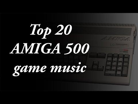 My Top 20 Amiga 500 Game Music