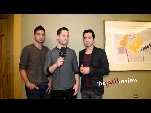 Boyce Avenue: Interview at YouTube Fan Fest in Singapore