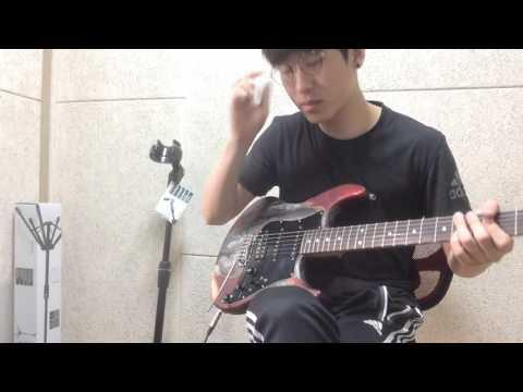 Mr. Chu Guitar Cover 미스터 츄 기타연주