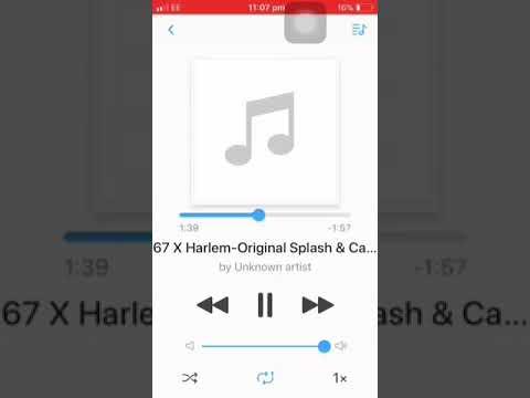 67 X Harlem- Original Splash & Cash. Trade