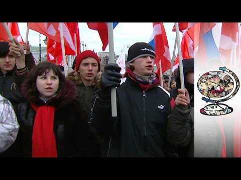In Russia Democracy Is Considered a Weakness (2008)