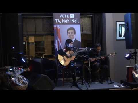 Blowing In The Wind (Bob Dylan) , lời Việt có tựa Lãng Trôi , dịch và hát bởi Dr Hoàng Trang.