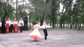 Дунайские волны, вальс ко Дню Победы, Воронин М. и Сопко П.
