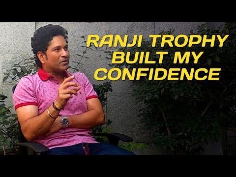 Sachin Tendulkar On The Importance Of Ranji Trophy | #SachInsight